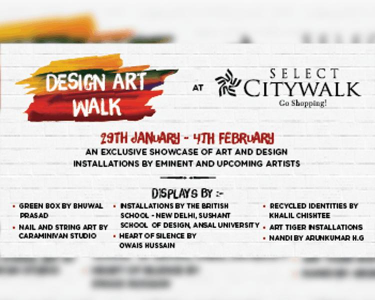 Design Art Walk