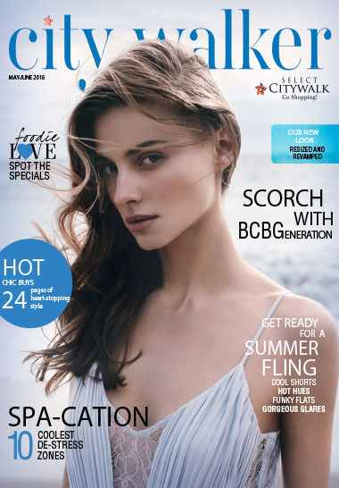 city walker May - June 2016