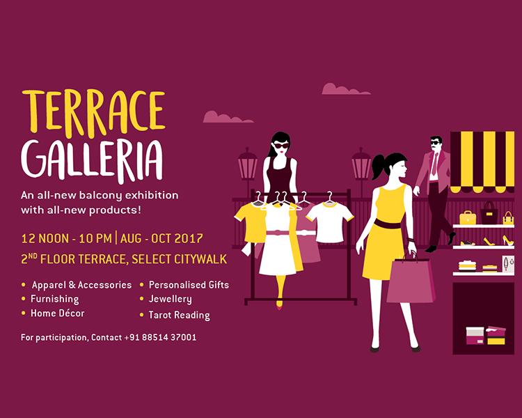 Terrace Galleria