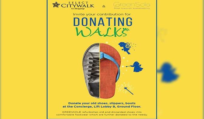 Donating Walks