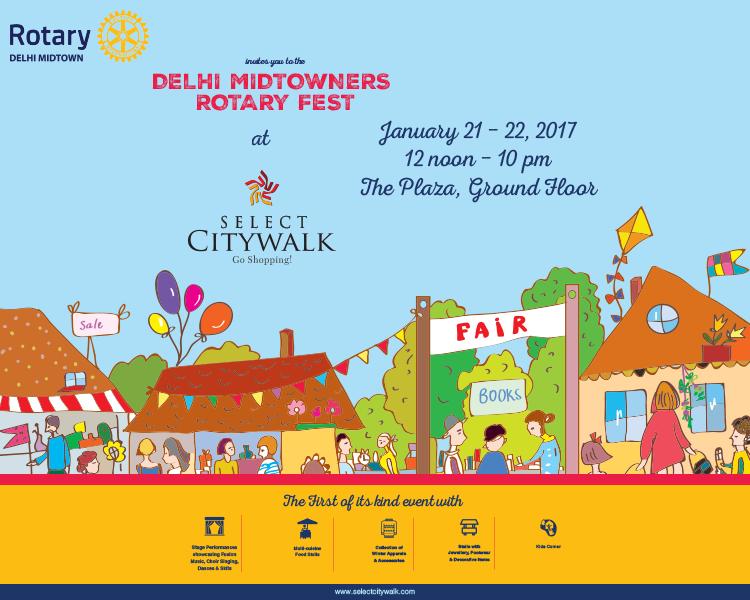 Rotary Exhibition