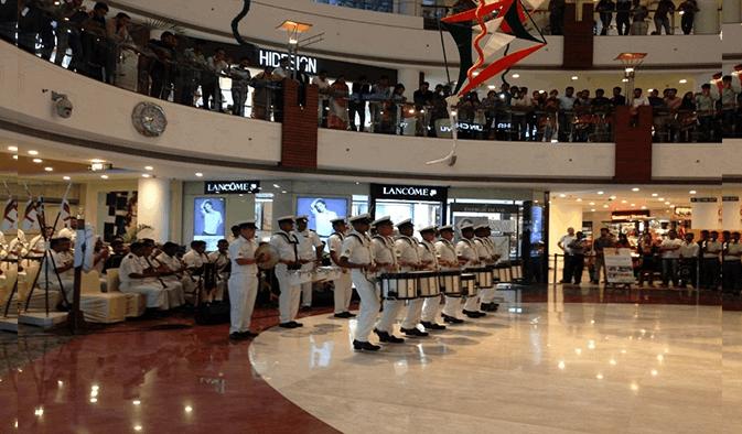 Navy Band Display