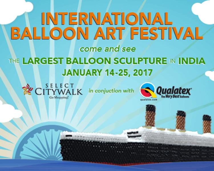 International Balloon Art Fest