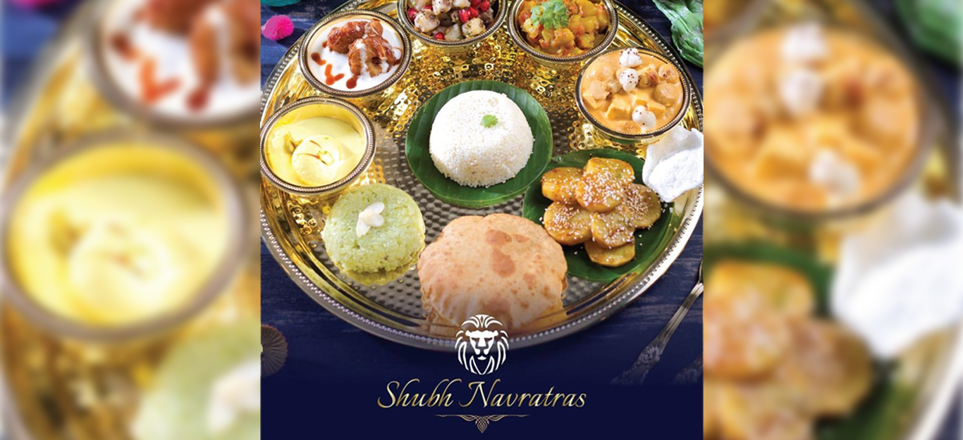 Navratra Food That's Not Boring