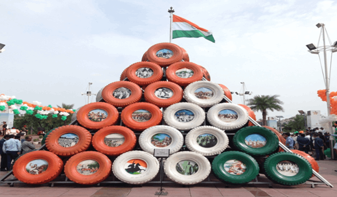 Tyres Installation - Independence Day