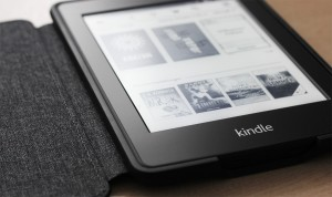 A book, kindle or tablet