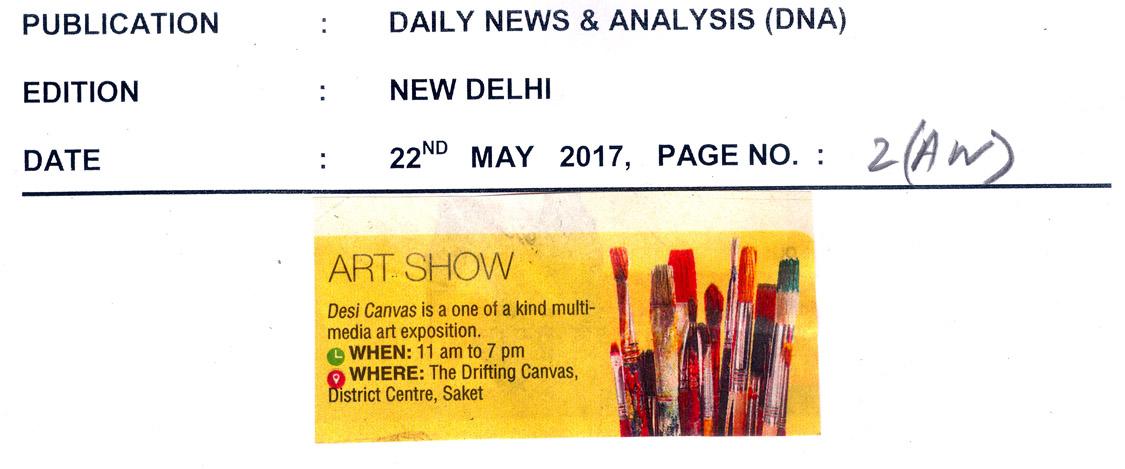 Art Show-MAY