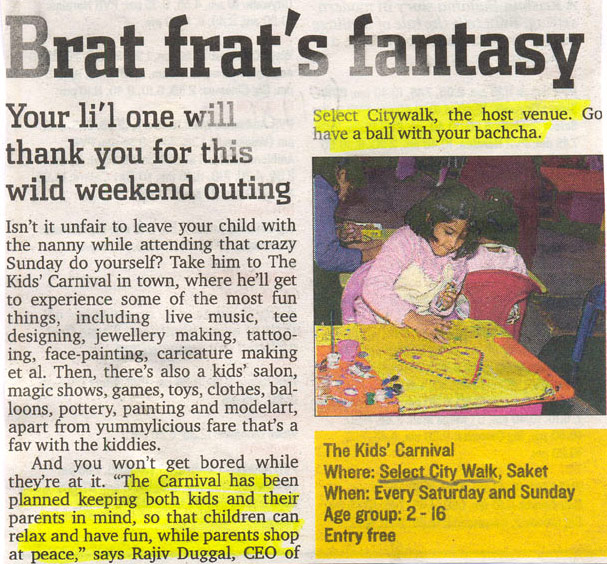 Brat Frat's Fantasy-FEB