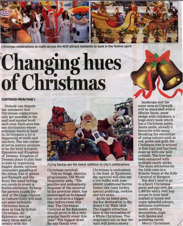 Changing Hanging Hues Of Christmas-DEC