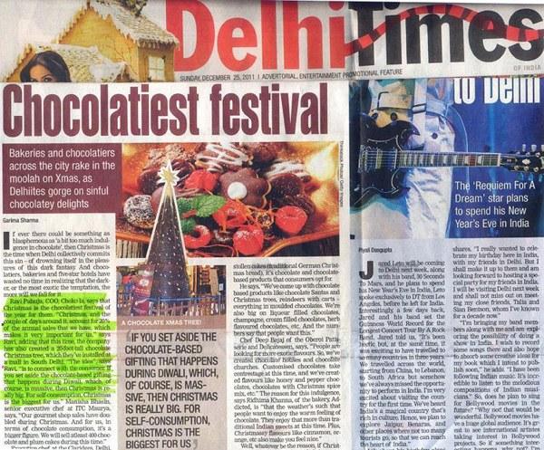 Chocolatiest Festivals