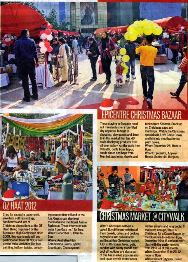 Christmas Market @ Select CITYWALK