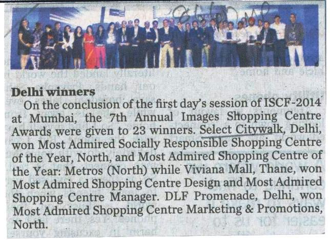 Delhi Winners