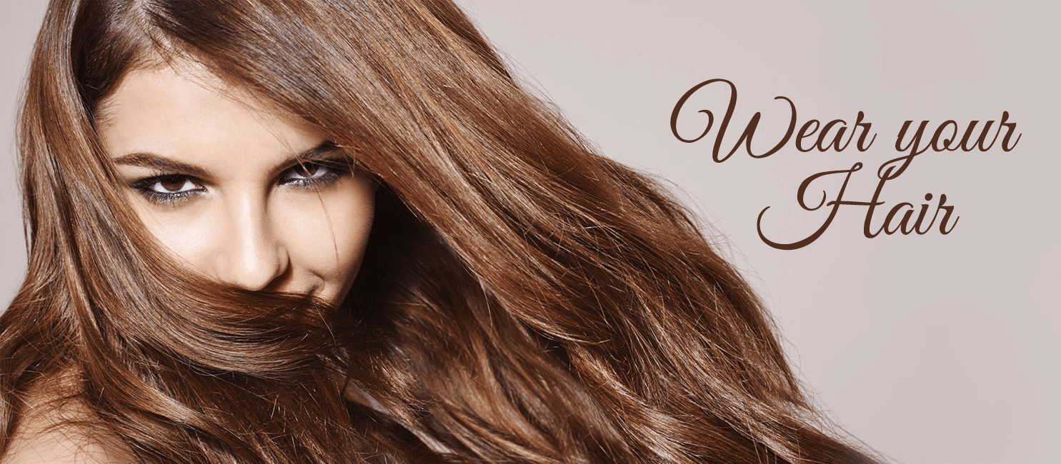 5 Different Ways to Wear Your Hair