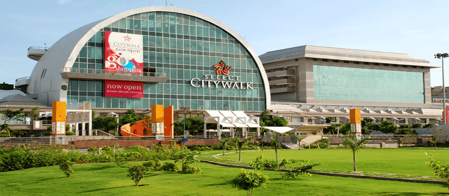 From shops to shopping centre…the journey of Select CITYWALK!