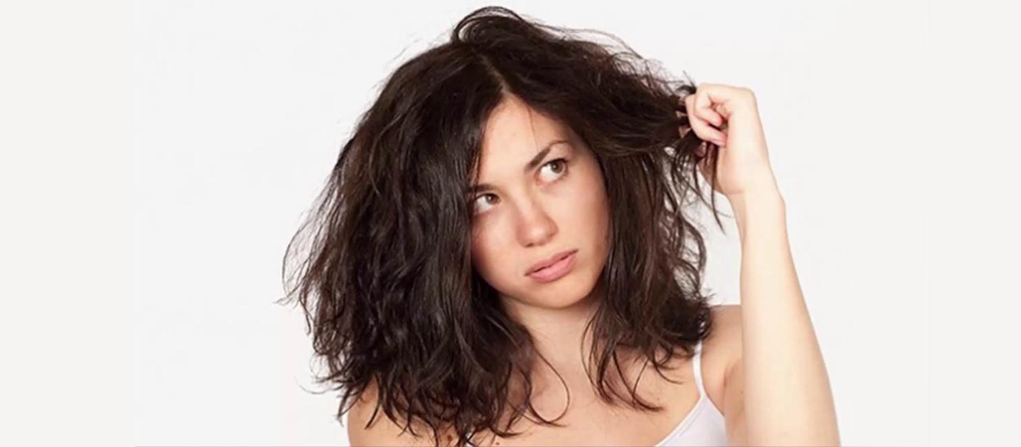 Taming Crazy Hair
