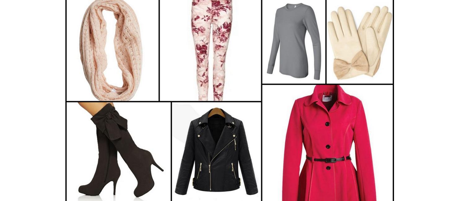 Winter Wardrobe Must-Haves