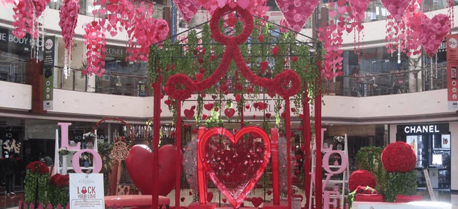 Valentine's Week at SCW