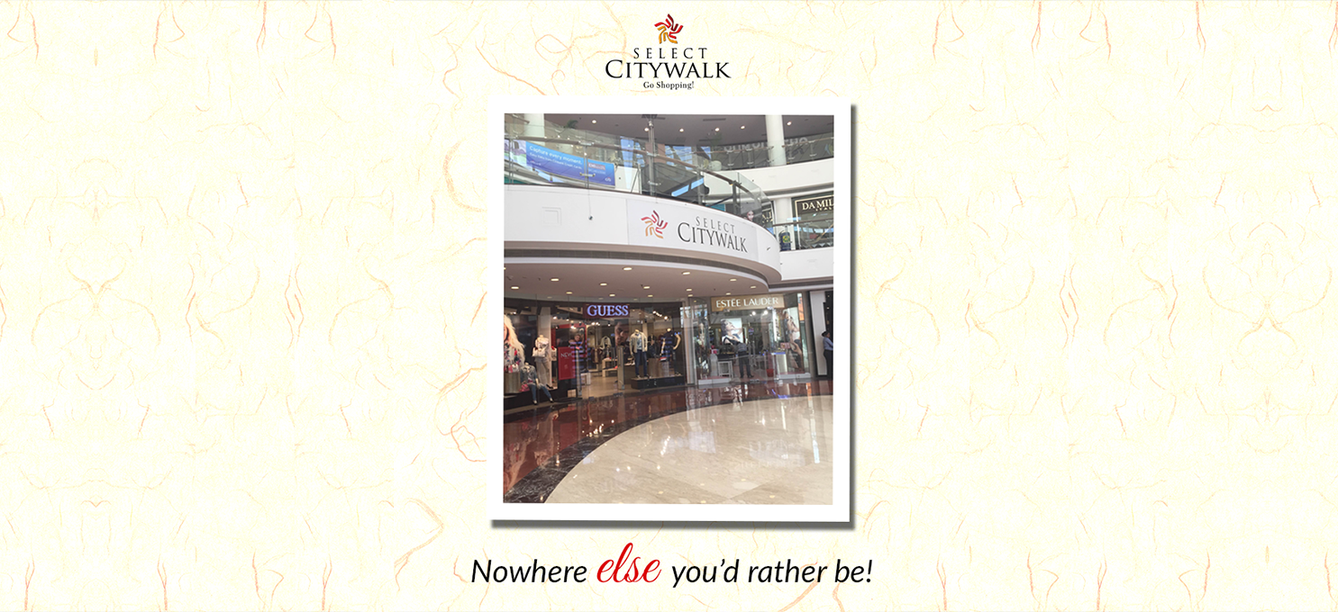 GIVE ME FIVE – 5 new stores worth visiting at Select CITYWALK