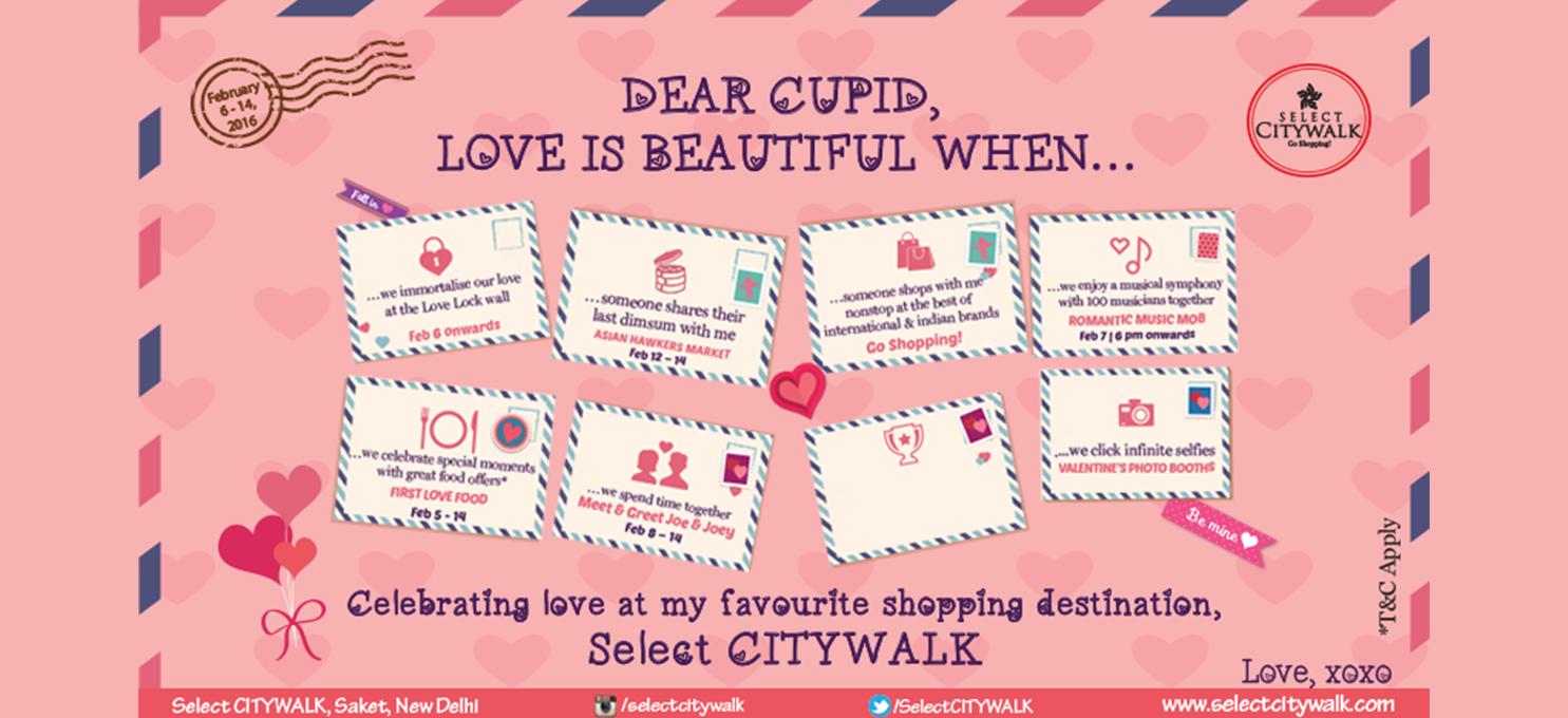 We've Built a City Of Love