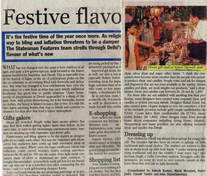 Festive Flavo