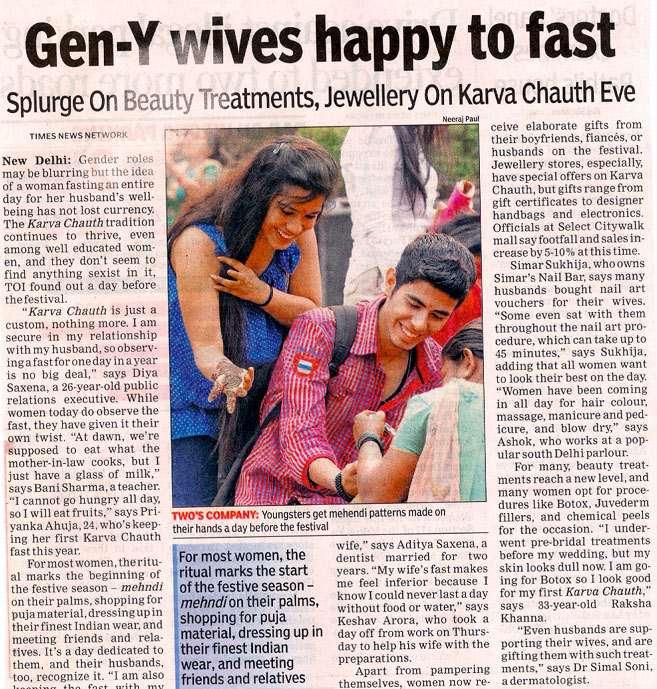 Gen Y Wives Happy To Fast