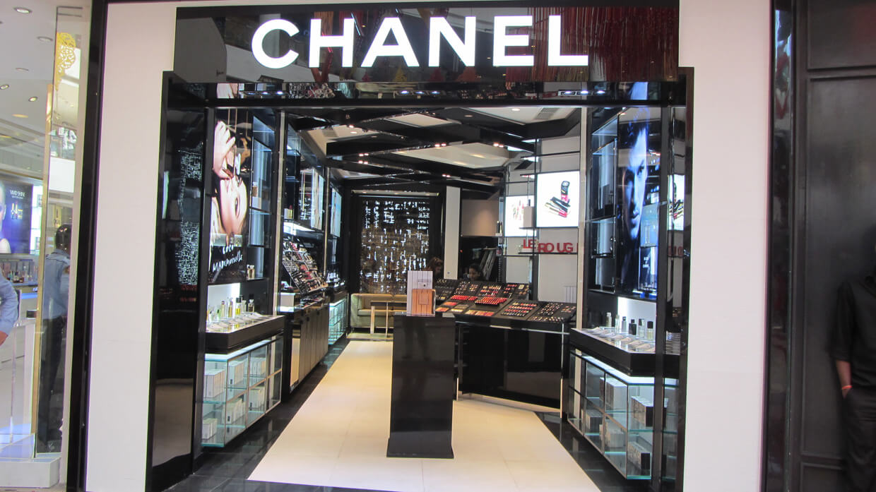 ef4a1bbe7652 Chanel. Ground Floor – G13A