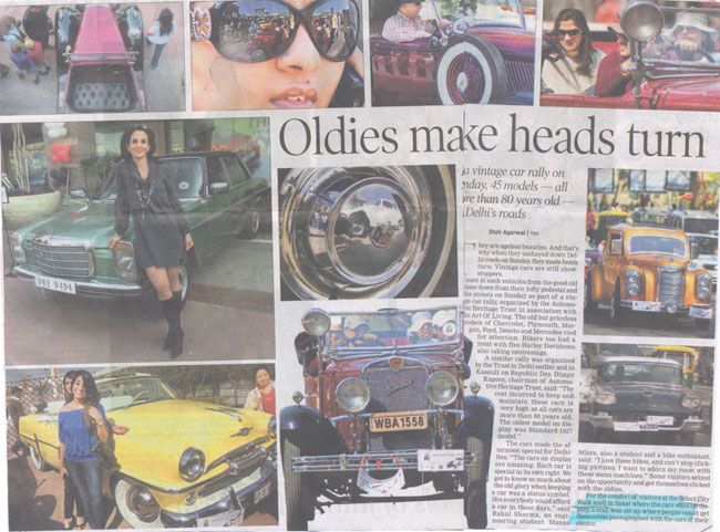 Oldies Make Heads Turn-MAR