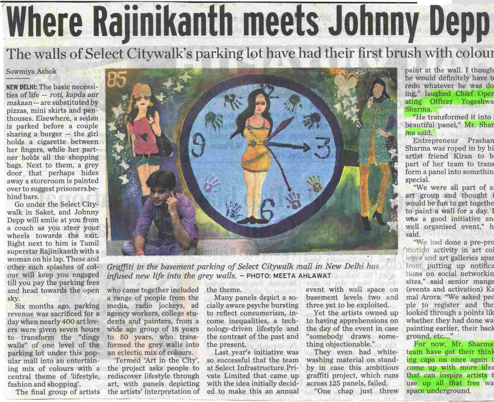 Where Rajinikanth meets Johnny Depp