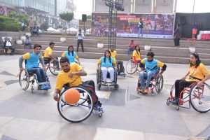 Disability Festival at Select CITYWALK