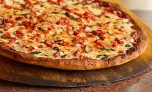 Pizza at Amici