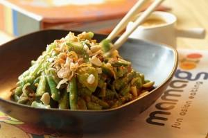 Salads at Mamagoto