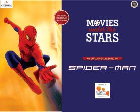 Movie Lounge Spiderman
