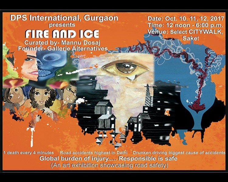 Past Event Listing Page- Fire and Ice