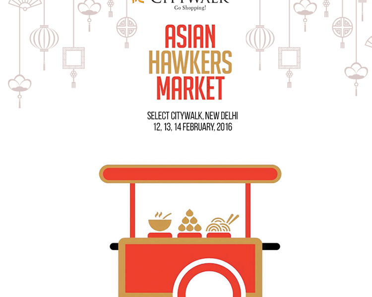 Asian Hawkers Market