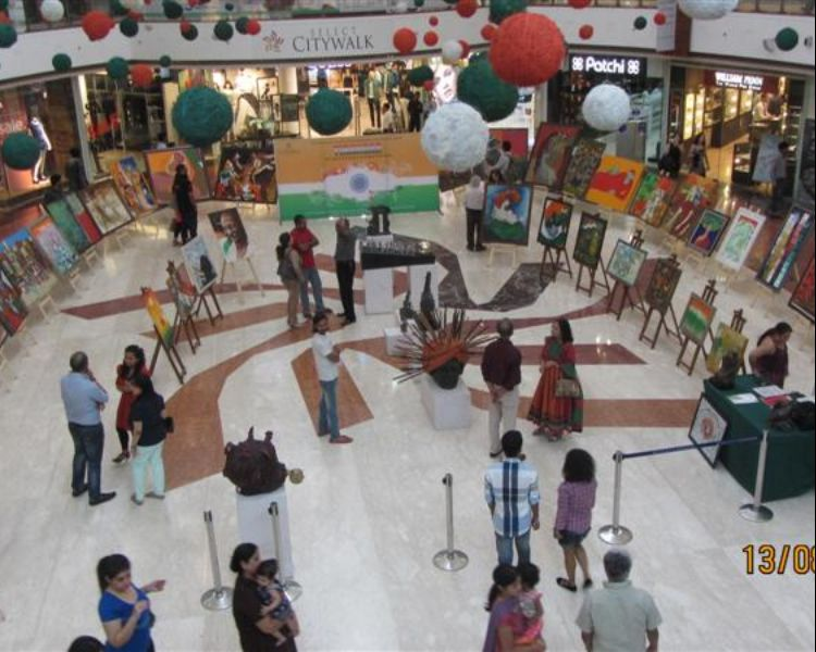 Art Mall Exhibition