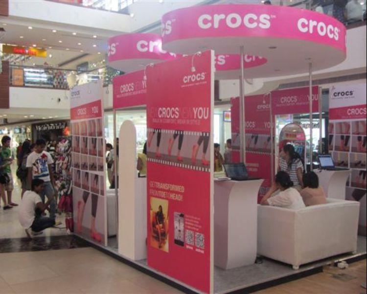 Crocs Styling Event