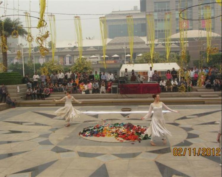 Delhi international art festival