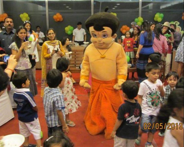 Dholakpur's favorite superhero - Chhota Bheem