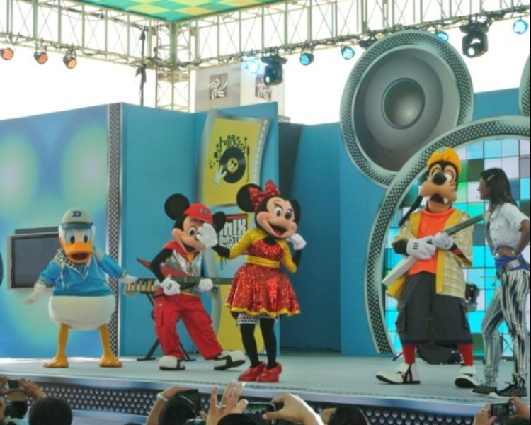 Disney - Mickey Mouse and friends