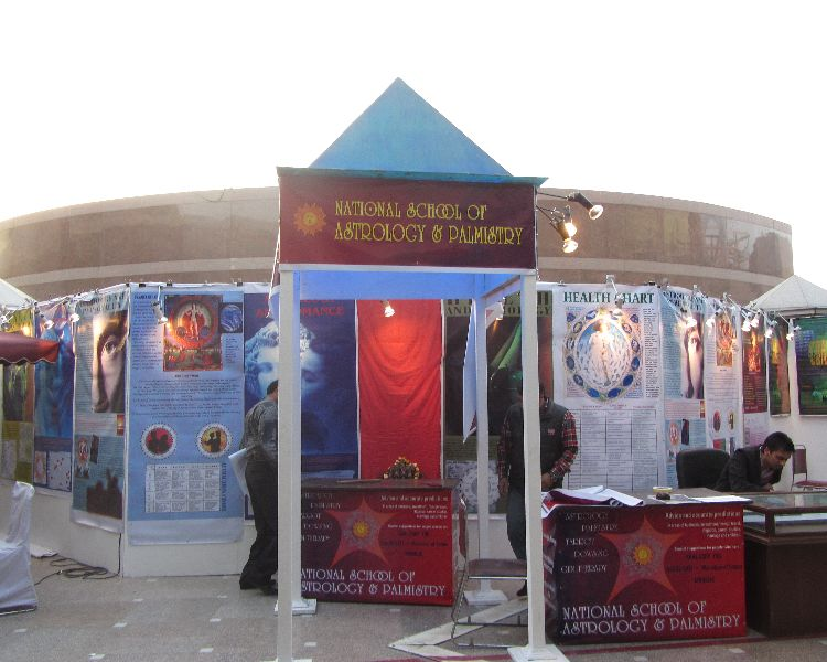 Exhibition Astrology