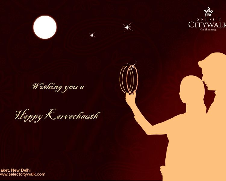 Karvachauth celebrations1