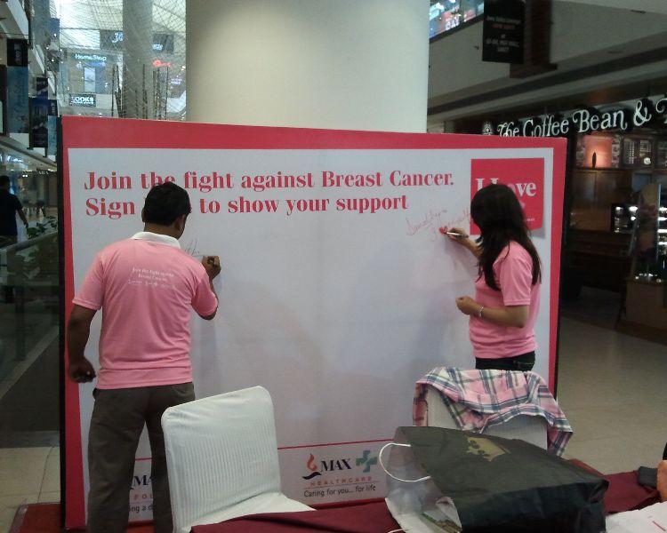 Max Breast CancerWalk
