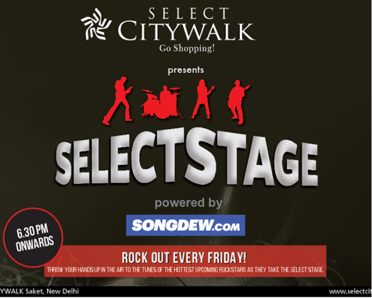 Select Stage