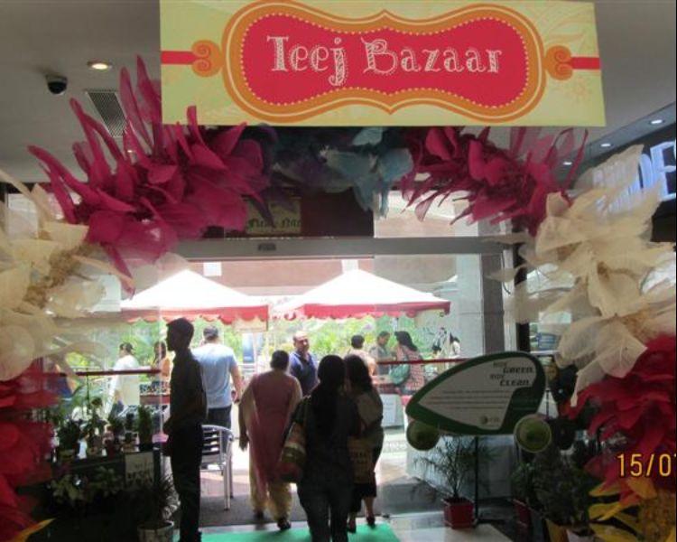 Teej Bazaar