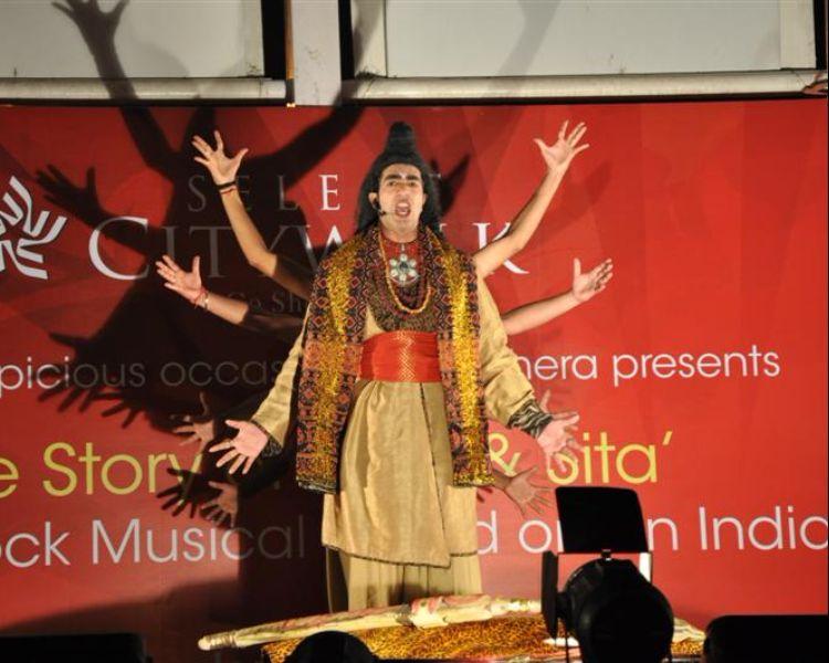 The story of Ram Sita