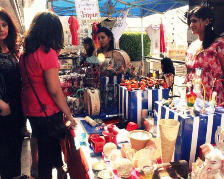 Travelista Shopping Safari