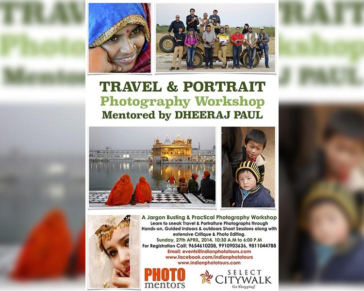 Photogra Workshop by Dheeraj Paul