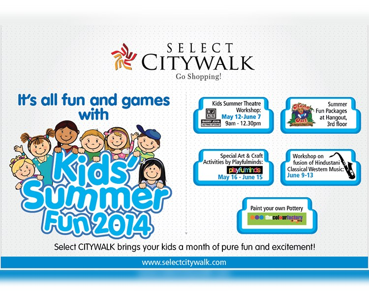 Kids'Summer Fun 2014