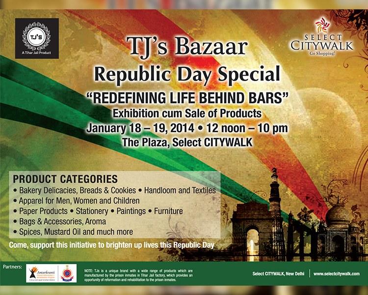 TJ's Republic Day Special Bazaar