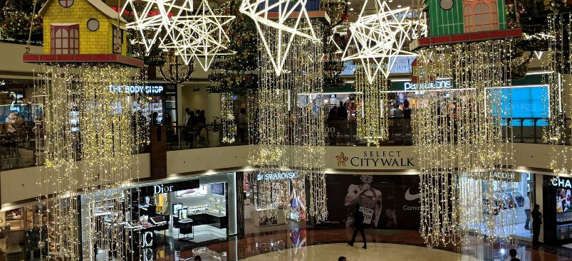The Perfect Christmas with Select CITYWALK